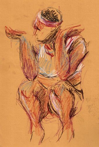 DrSketchy's : Voguing